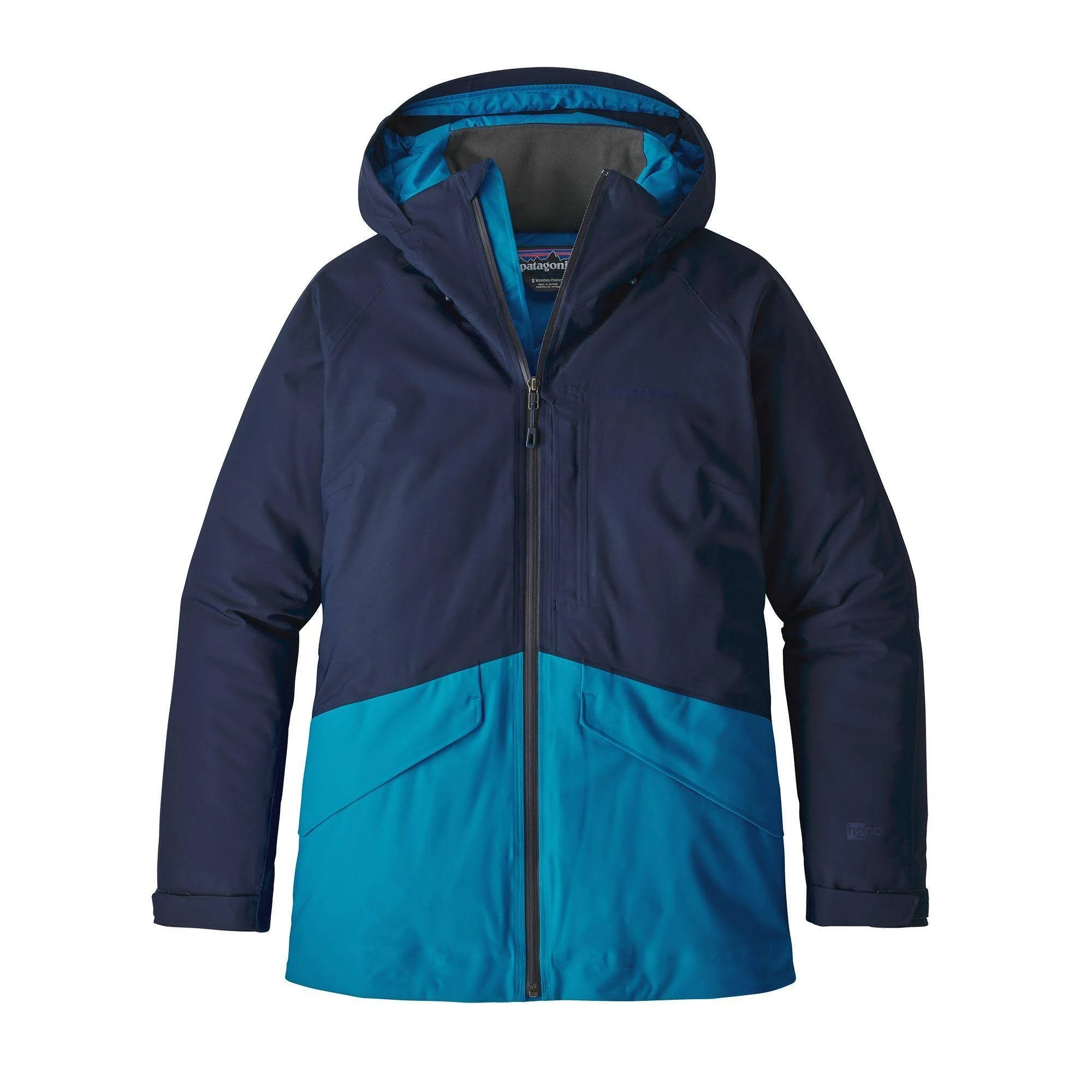 Patagonia Women's Insulated Snowbelle Jacket Classic Navy