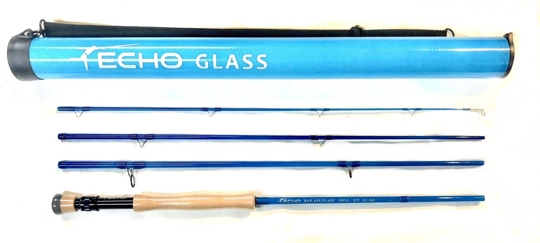 Echo Bad Ass Glass QuickSHOT Fly Rod