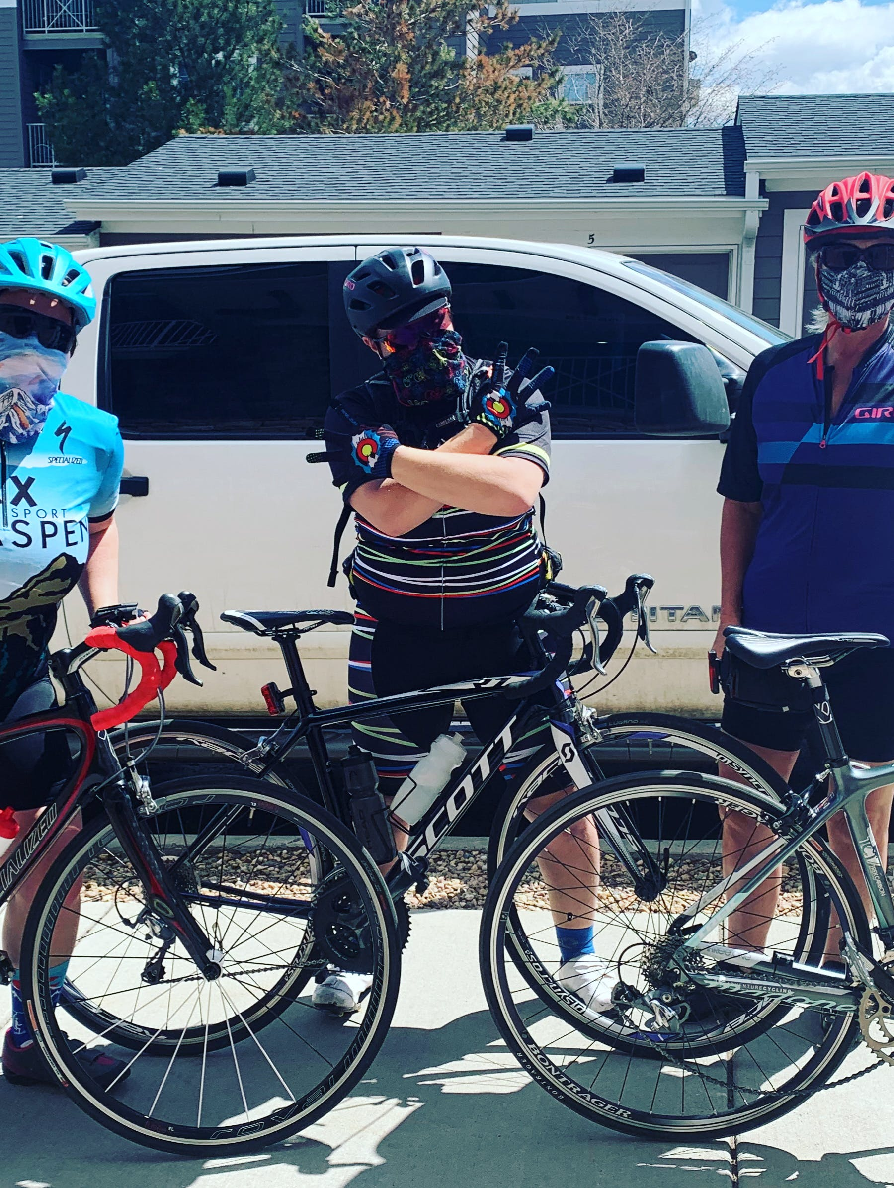 Cycling Expert Lisa C