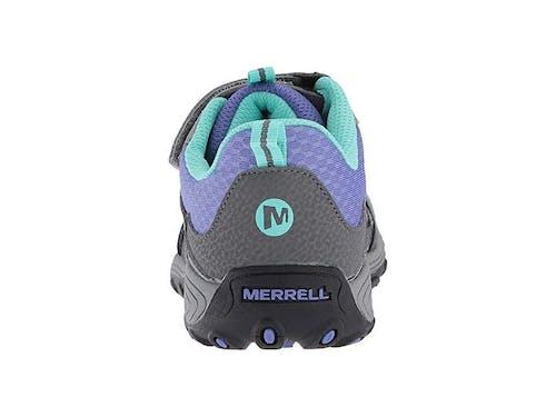 Merrell - Girls Trail Chaser - 5 - Grey Multi