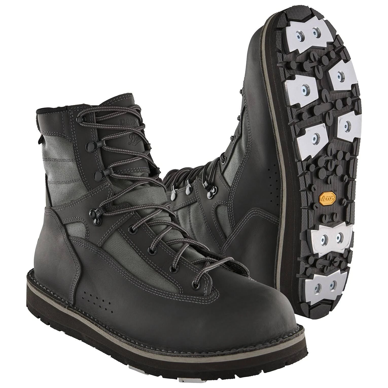 Patagonia Foot Tractor Wading Boots-Aluminum Bar - 6