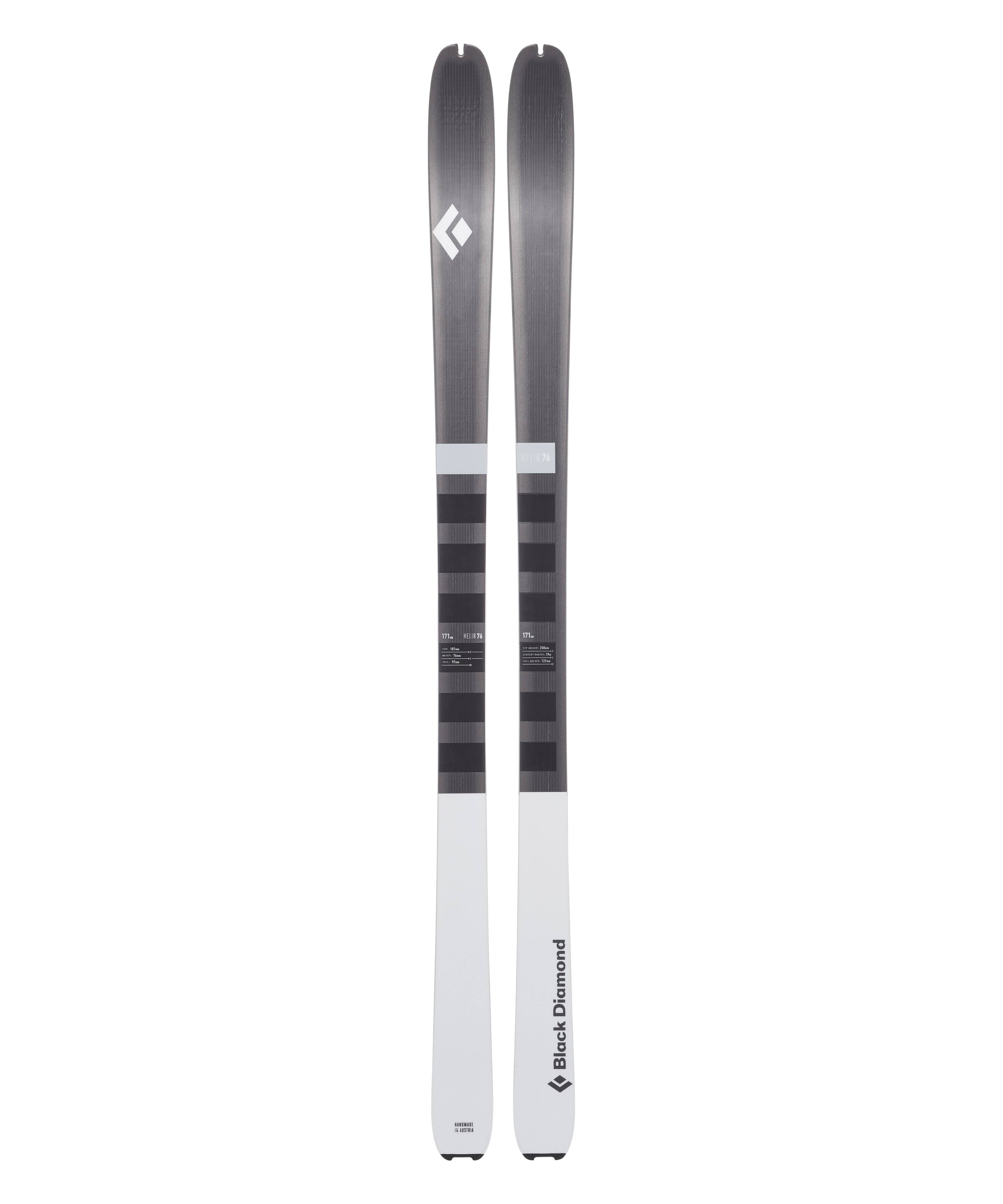 Black Diamond Helio 76 Skis