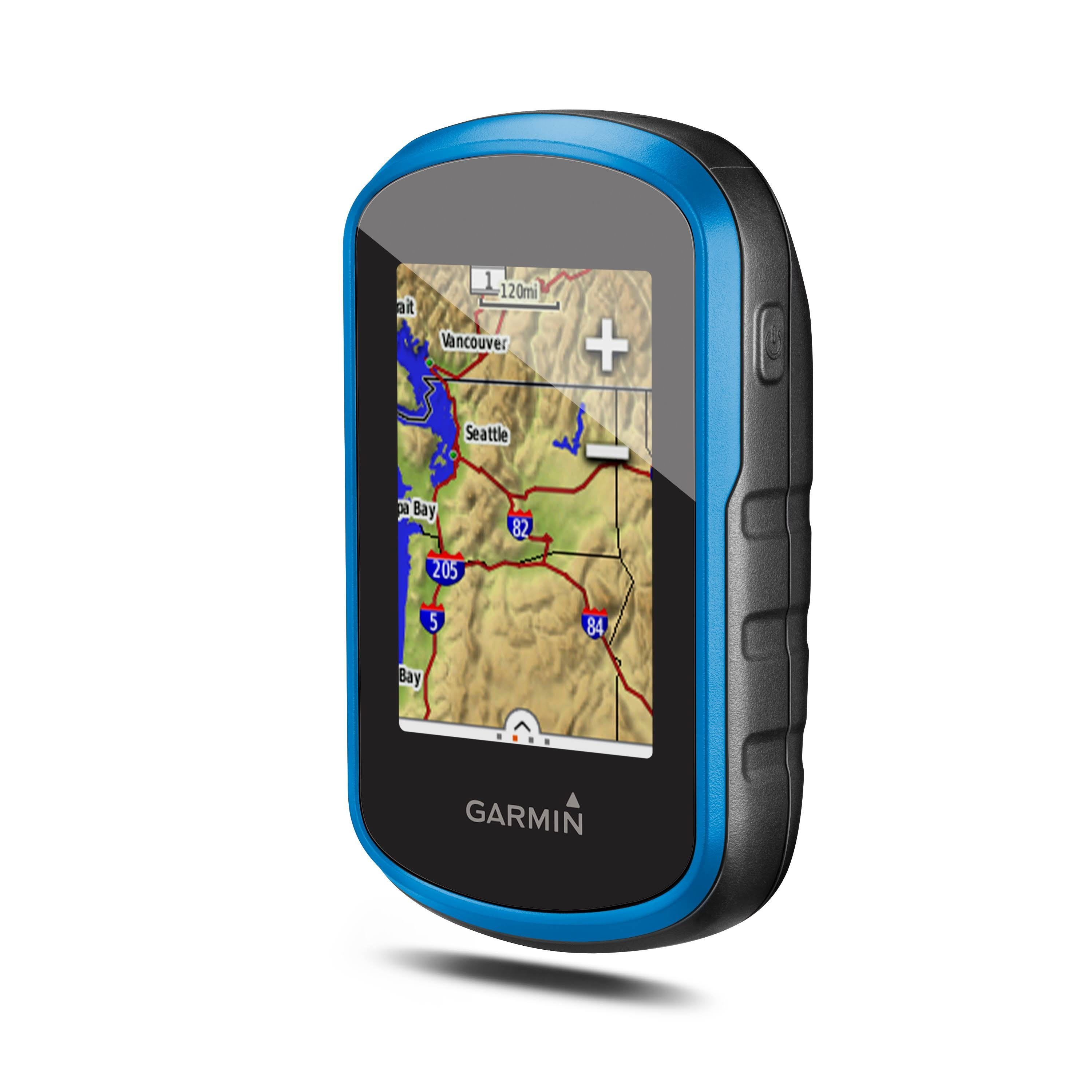 "Garmin eTrex Touch 25 GPS Navigator - 2.6"" Display - Western Europe"