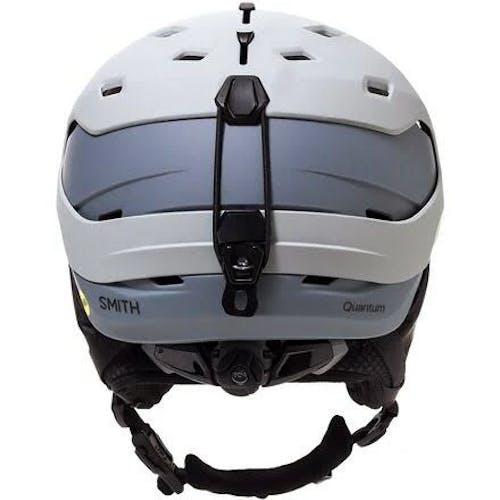 Smith Quantum MIPS Helmet Matte Cloudgrey / Charcoal Medium