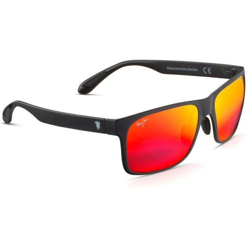 Maui Jim Manchester United Red Sands Polarized Sunglasses
