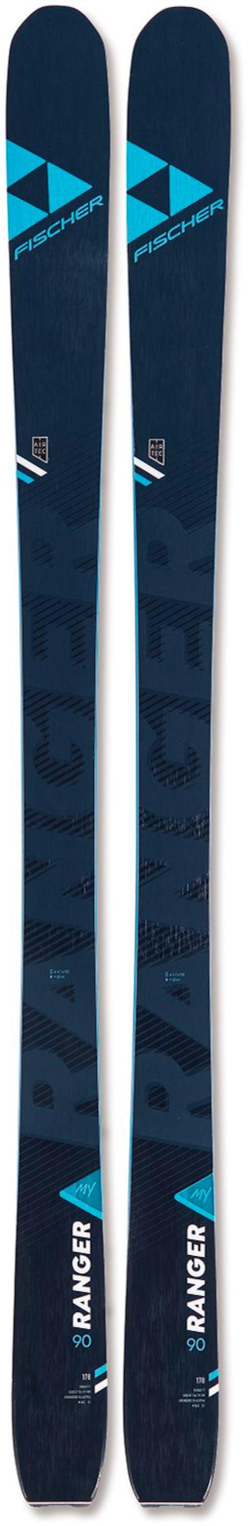 Fischer My Ranger 90 TI Skis · 2020