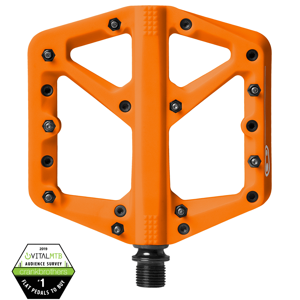 Crank Brothers - Stamp 1 - SMALL - Orange