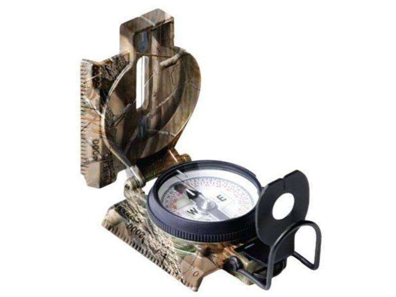 Cammenga 3H Tritium Lensatic Compass Realtree Camo Clam Shell C3HRTCS
