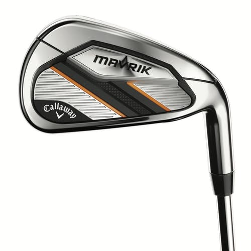 Callaway MAVRIK IRON LEFT_HANDED MALE 2020 IRONS REGULAR Graphite Club