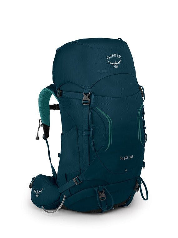 OSPREY - KYTE 36 WMNS PACK - X-SMALL - SM - Icelake Green