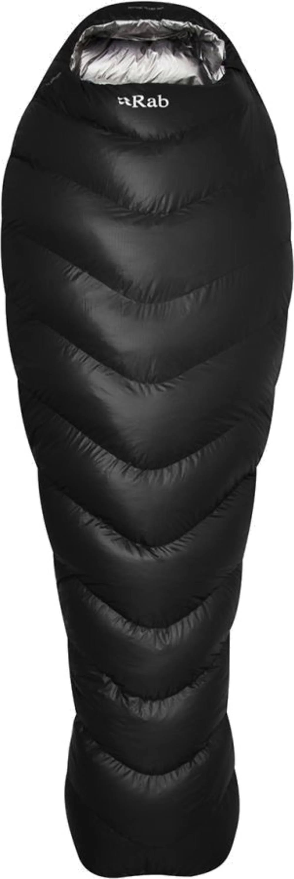 RAB Mythic Ultra 360 Sleeping Bag Black