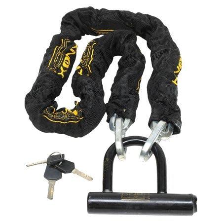 Sunlite Lock Chain 10Mmx4F Hd W/Mini U-Loc