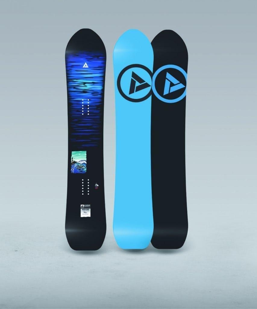 Academy Masters Snowboard · 2020