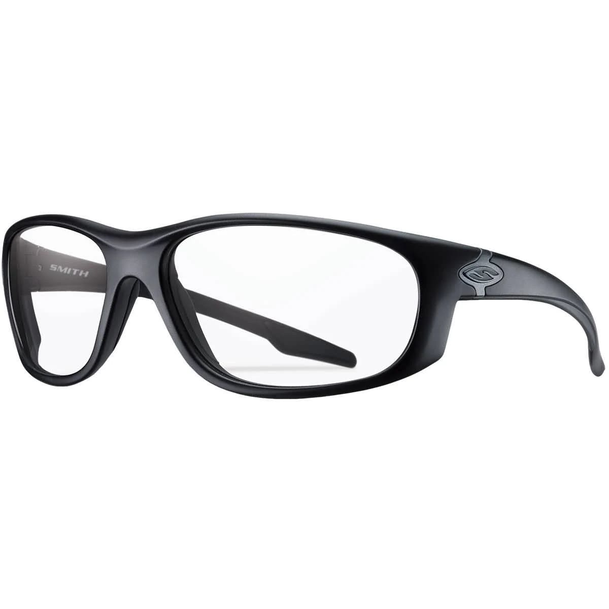 Smith Chamber Elite Sunglasses in Black / Clear