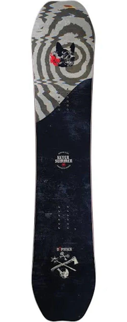 Never Summer Dipstick X Snowboard · 2020