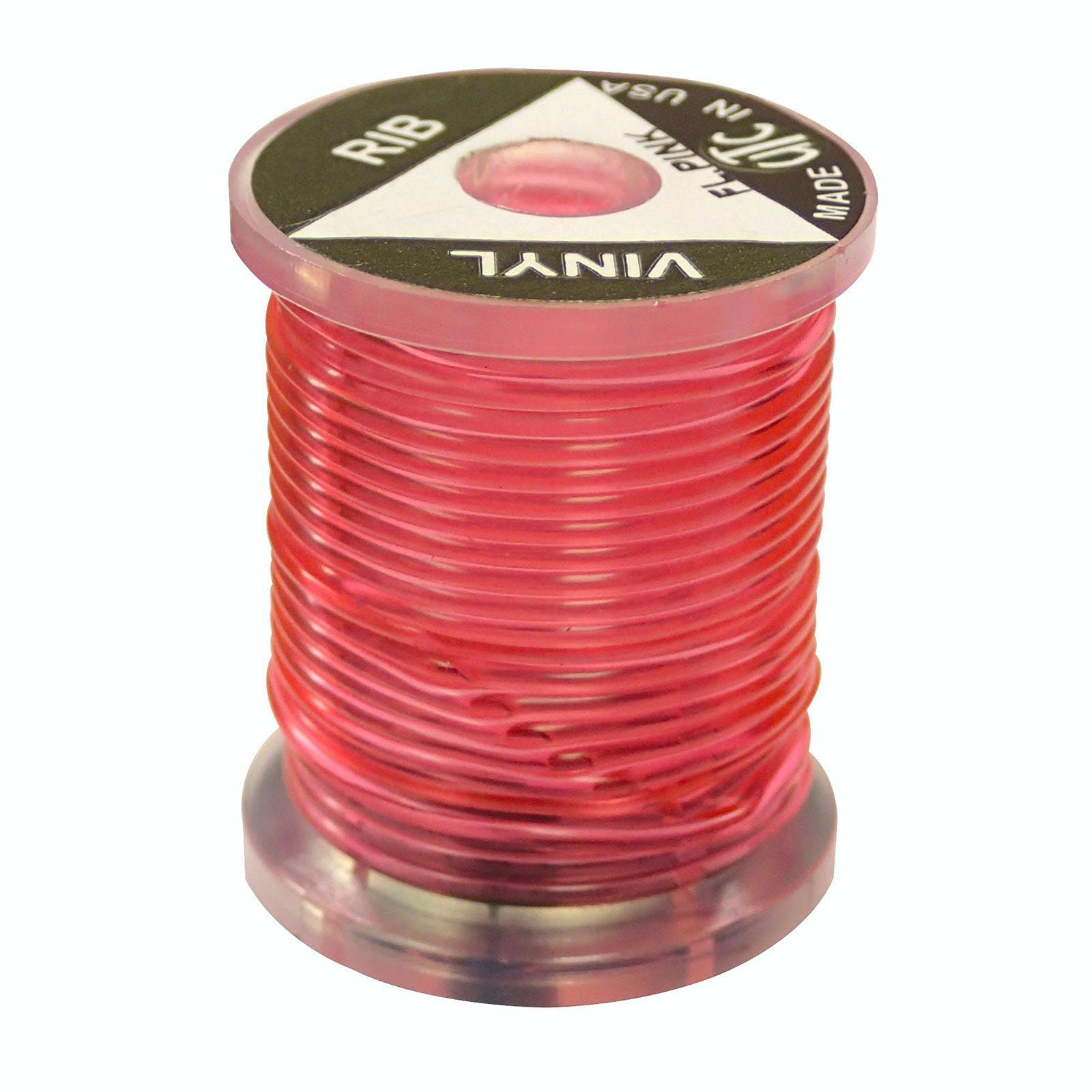 UTC Vinyl D Rib - Fluorescent Pink Medium