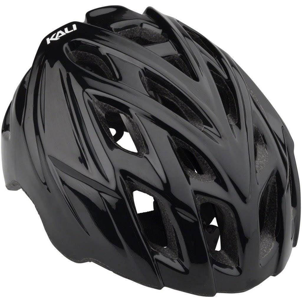 Kali Protectives Chakra Mono Helmet-Solid Gloss Black