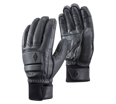 Black Diamond Women's Spark Gloves Medium Smoke