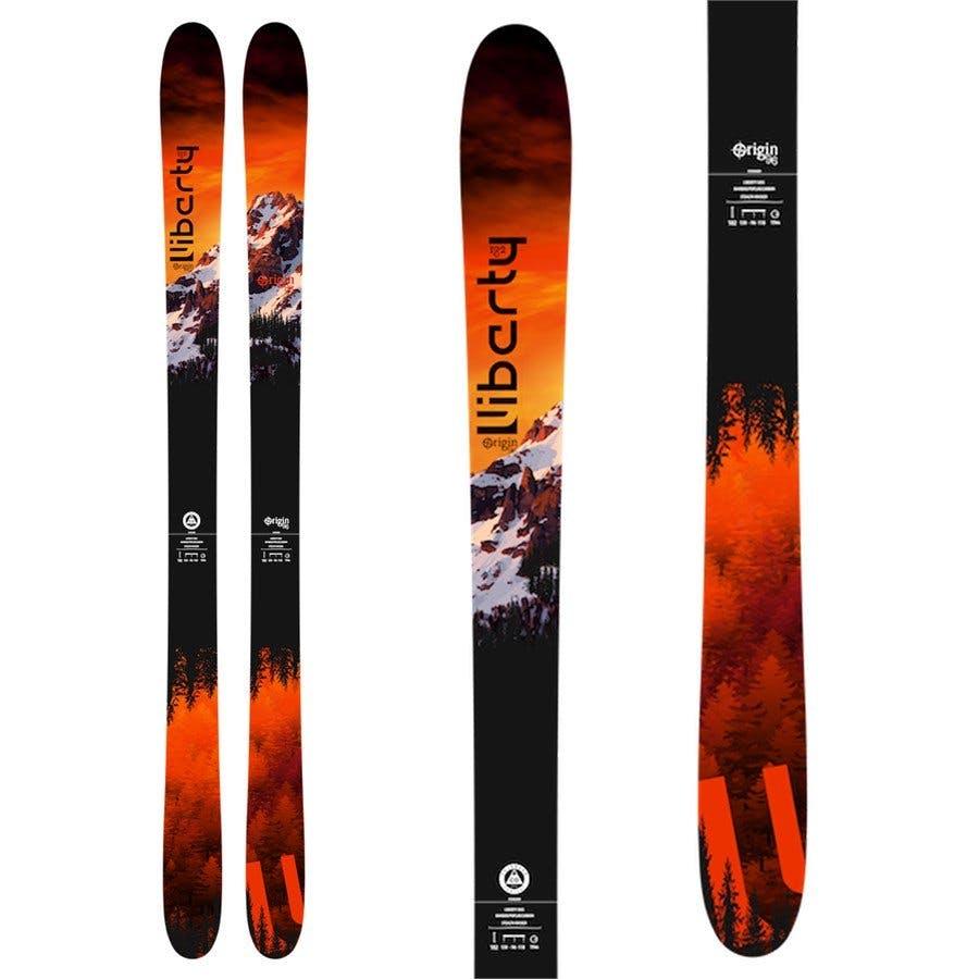 Liberty Skis Origin 96 Skis 19-20