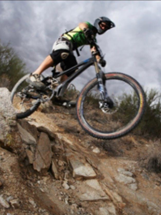 Cycling Expert Nathan Hopkins