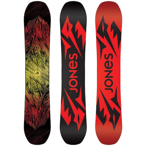 Jones Mountain Twin Snowboard · 2020