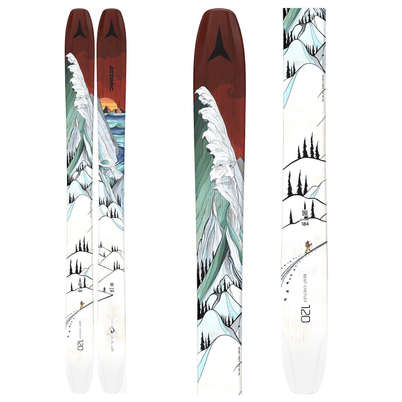 Atomic Bent Chetler 120 Skis · 2021