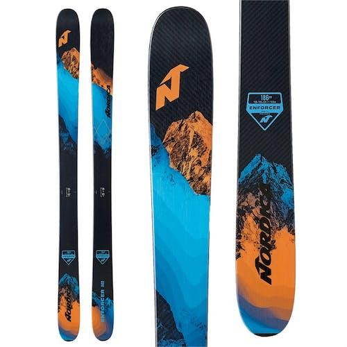 Nordica Enforcer 104 Free Skis · 2021