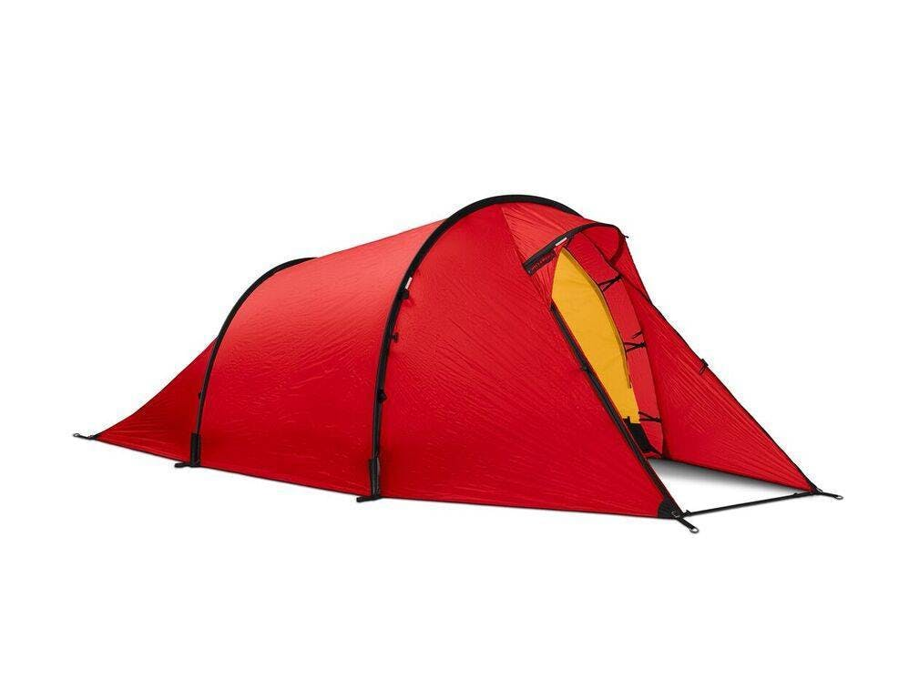 Hilleberg Nallo 2 Tent in Red