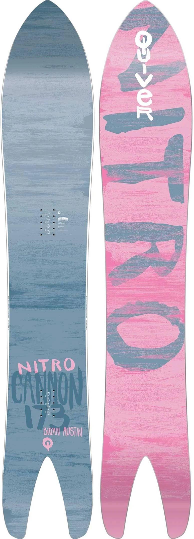 Nitro Men's Cannon Snowboard