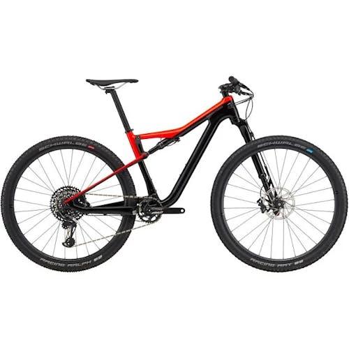 Cannondale 27.5 M Scalpel Si Crb 3 Mountain Bike · 2020