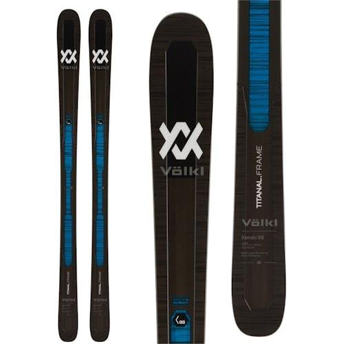 Völkl Kendo 88 Skis