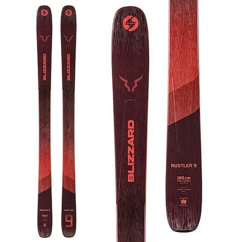 Blizzard Rustler 9 Skis · 2021