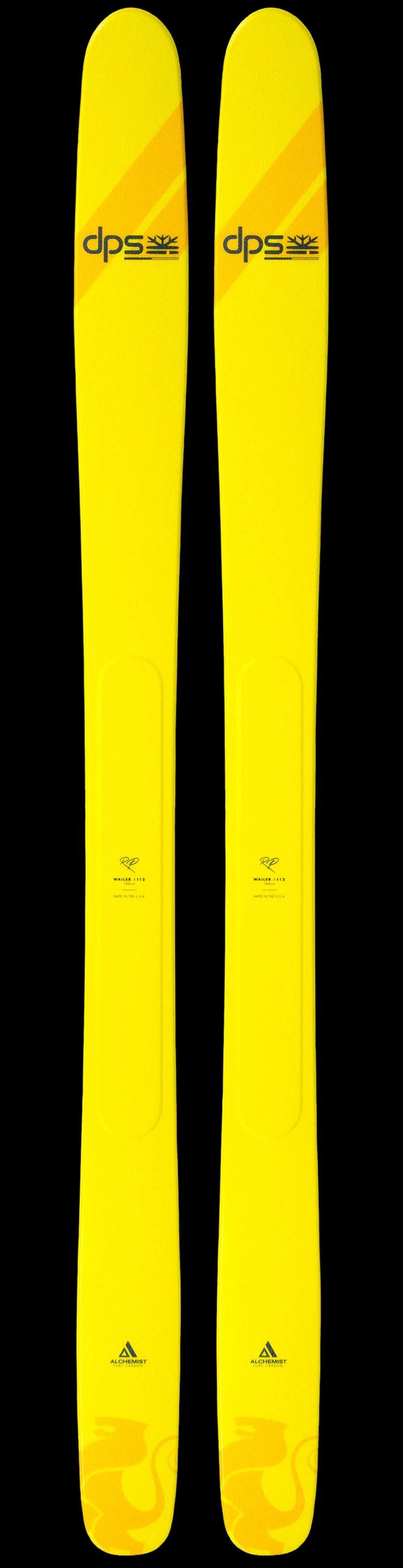 DPS Wailer A112 RP Skis