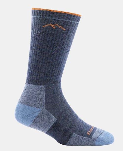 Darn Tough - Boot Sock Cushion Womens - MEDIUM - Denim