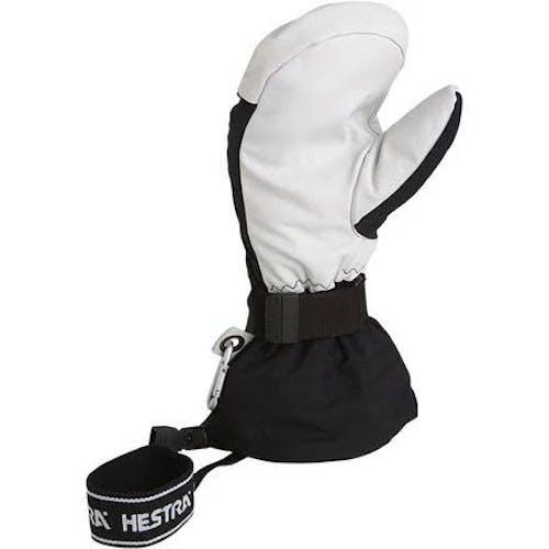 Hestra Army Leather Heli Ski Mitt 11 / Black