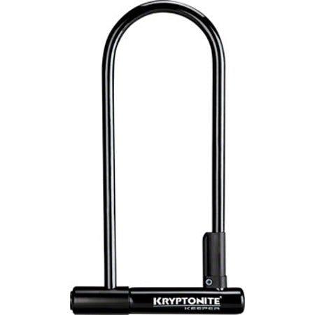 Kryptonite Keeper 12 Long Shackle U-Lock: 4 x 10