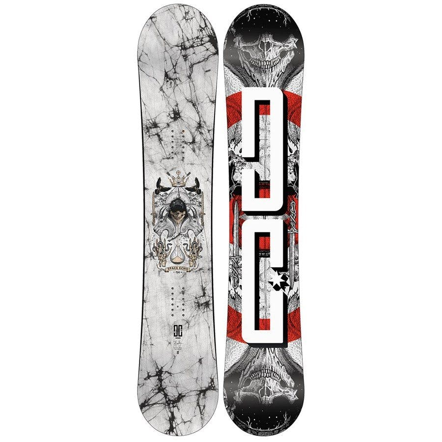 DC Space Echo Snowboard · 2020