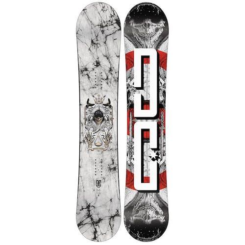 DC Space Echo Snowboard · 2020