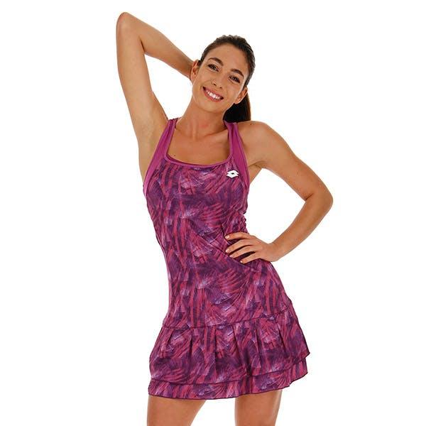 Lotto Top Ten Printed Dress (W)