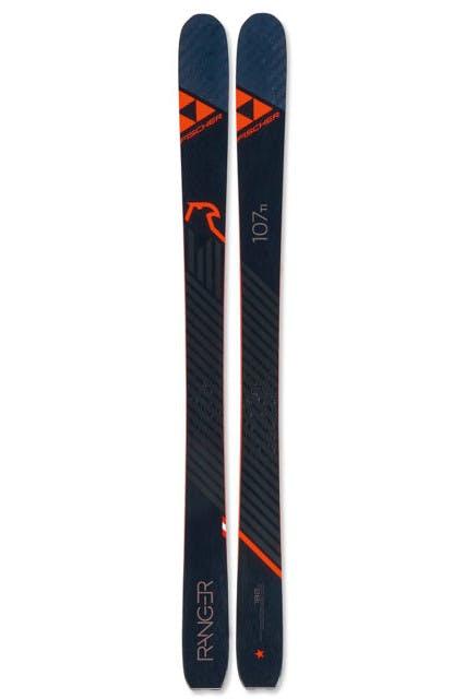 Fischer Ranger 107 TI Skis