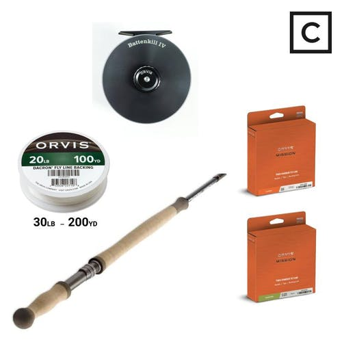 Orvis Mission Spey Scandi Package