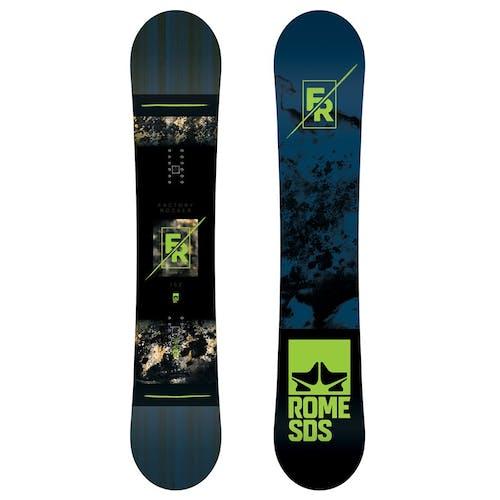 Rome Factory Rocker Snowboard 2018