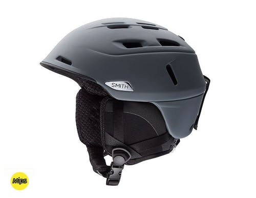 Smith Camber MIPS Hemlet Small Matte Charcoal Helmet