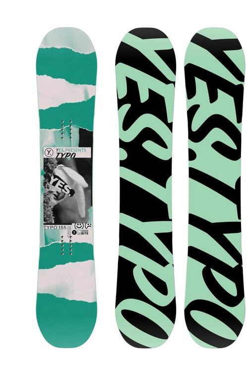 Yes. Typo Snowboard · 2020