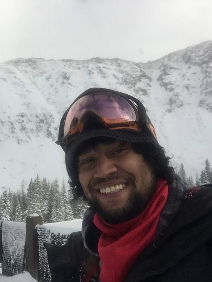 Snowboard Expert Frankie V.