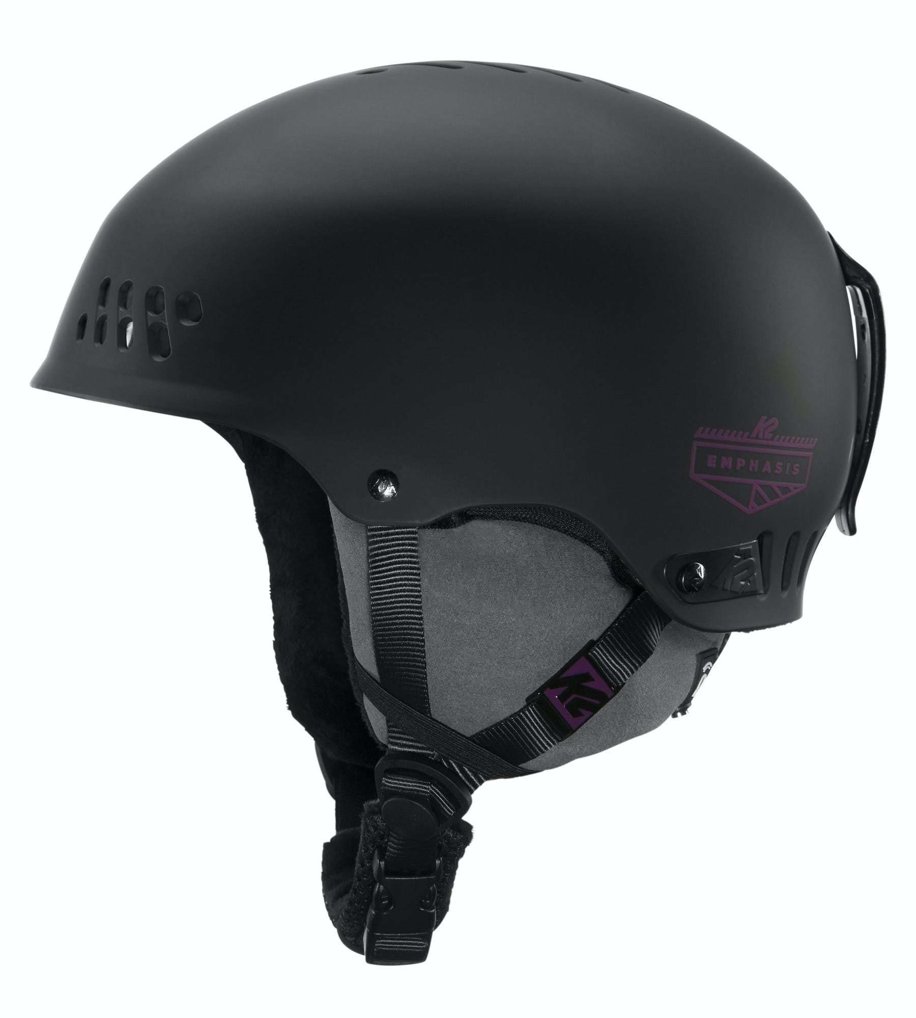 K2 Emphasis Women's Helmet Small Black