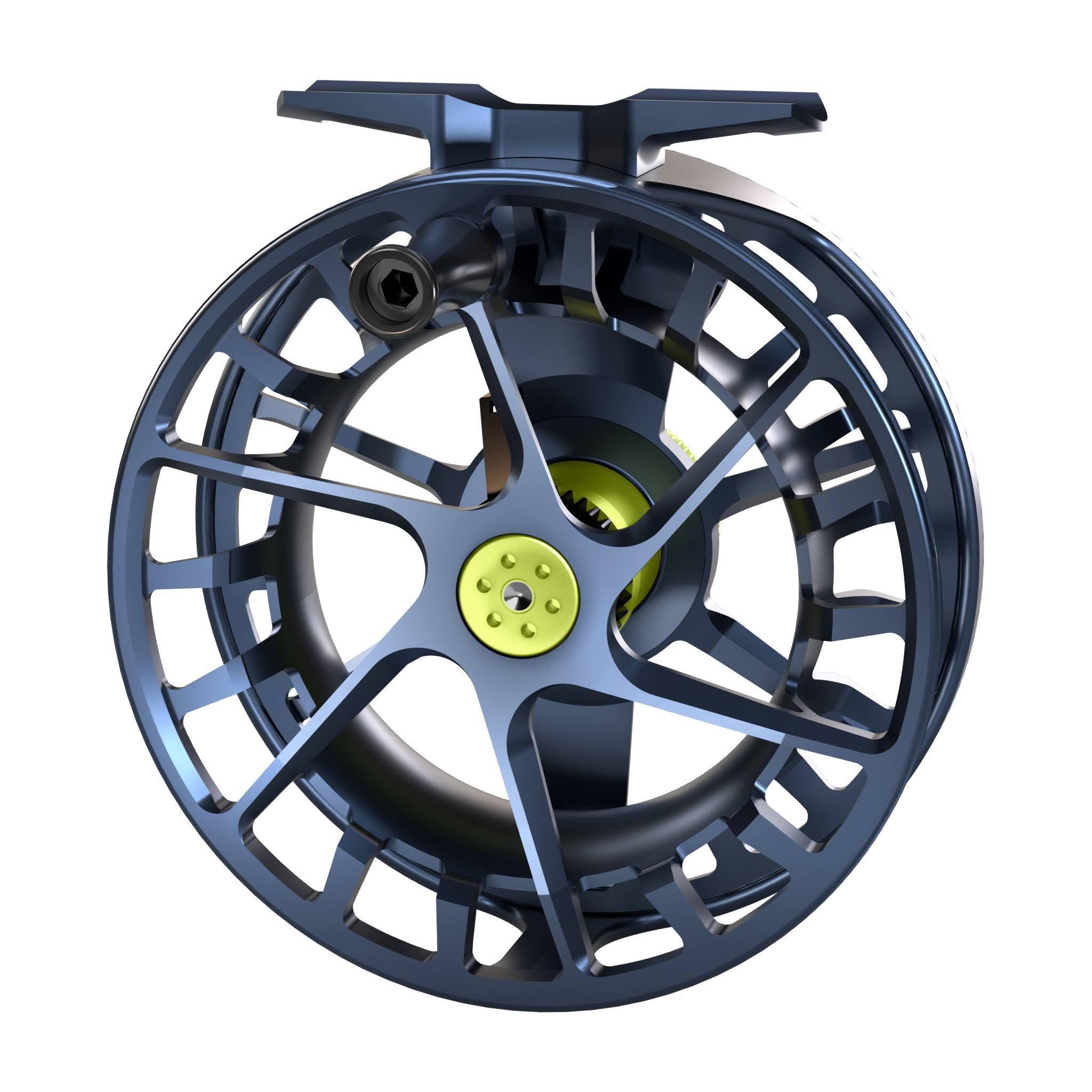 Waterworks Lamson | Speedster S Fly Reel - Midnight / 9+