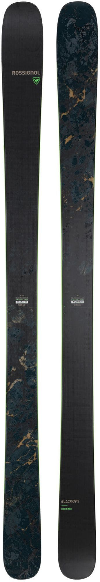 Rossignol Black Ops Holyshred Skis