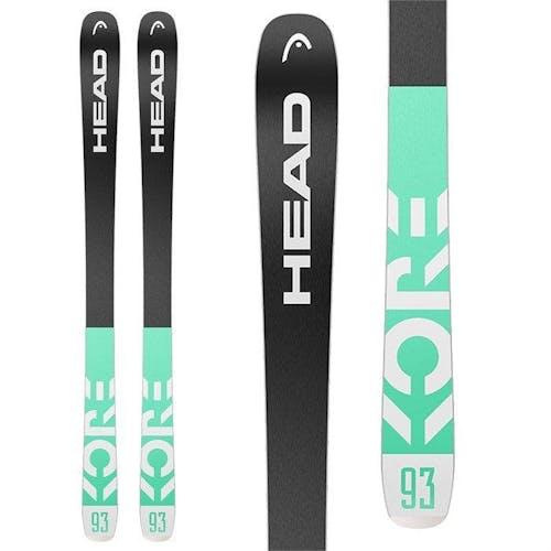 Head Kore 93 Women's Skis · 2021