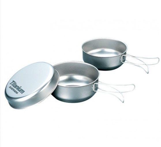 Evernew - Titanium Bowl Set